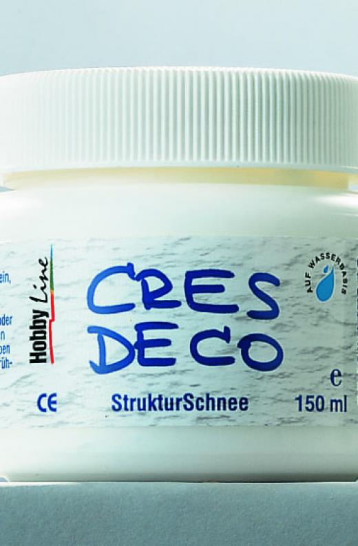 Εικόνα για Kreul Cres Deco 150 ml Απομίμηση Χιονιού