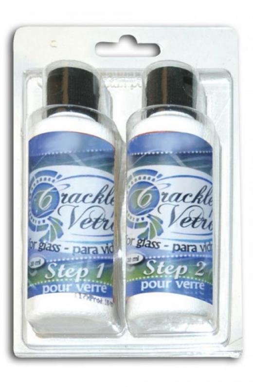 Εικόνα για Stamperia Κρακελέ 2 Συστατικών Για Γυαλί