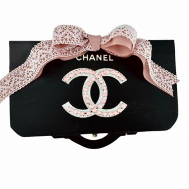 Εικόνα 2 για Luxury Edition  Λαμπάδα Pink Black CHANEL