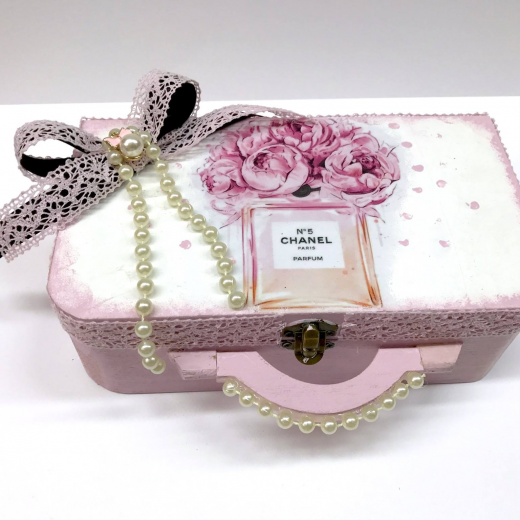 Εικόνα για Luxury Edition Λαπμάδα Pink CHANEL