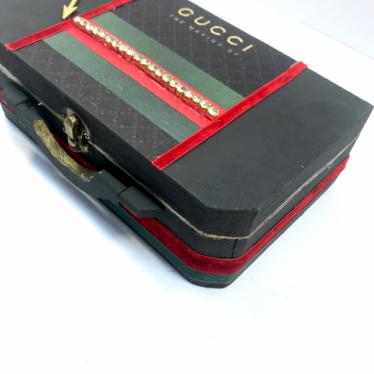Εικόνα 2 για Luxury Edition Λαμπάδα GUCCI Lover
