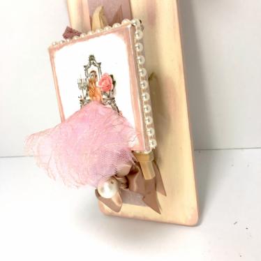 Εικόνα 2 για Λαμπάδα με βάση Princess