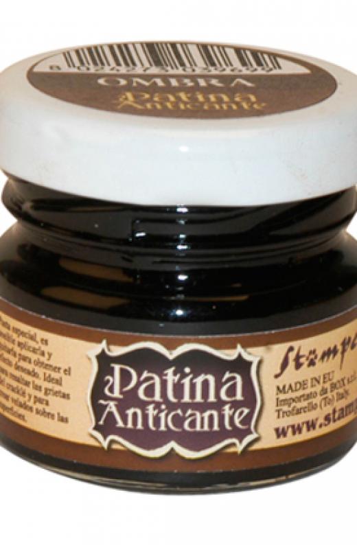 Εικόνα για Stamperia 20 ml Πατίνα Antic Marrone