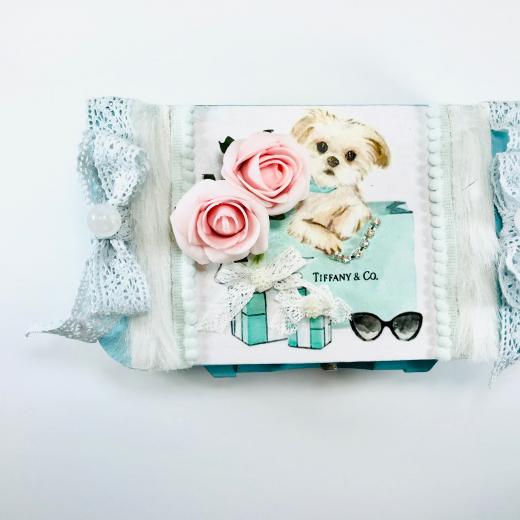 Εικόνα για Luxury Edition Λαμπάδα TIFFANY & Co Puppy