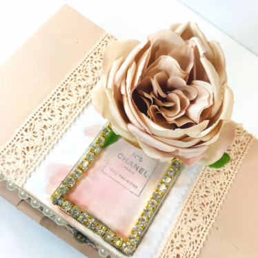 Εικόνα 3 για Luxury Edition Λαπμάδα CHANEL Vintage Rose