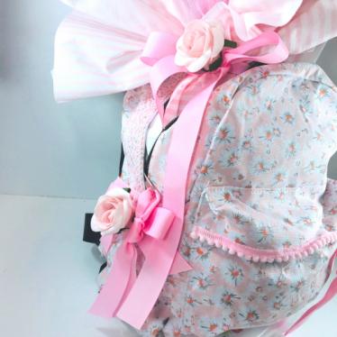 Εικόνα 3 για Σετ Λαμπάδα Flowers Bag