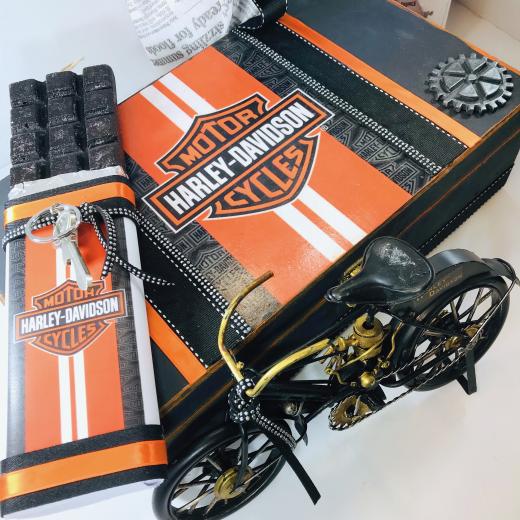 Εικόνα για Luxury Edition Λαμπάδα Harley Davidson