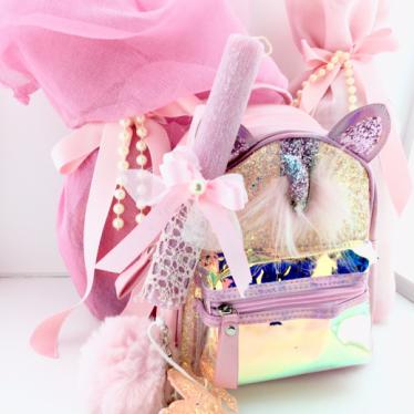 Εικόνα 2 για Σετ Λαμπάδας Pink Sparkling Unicorn
