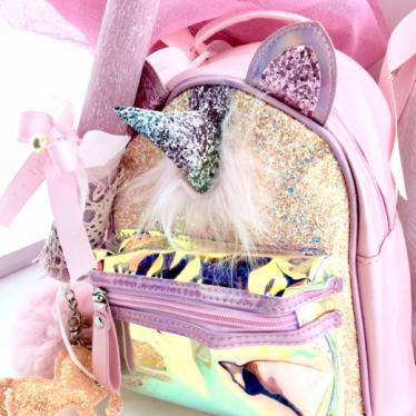 Εικόνα 3 για Σετ Λαμπάδας Pink Sparkling Unicorn