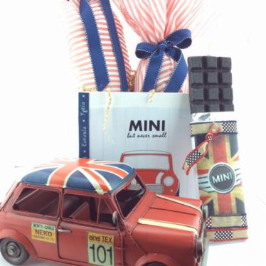 Εικόνα 3 για Σετ Λαμπάδα Mini Cooper Lover