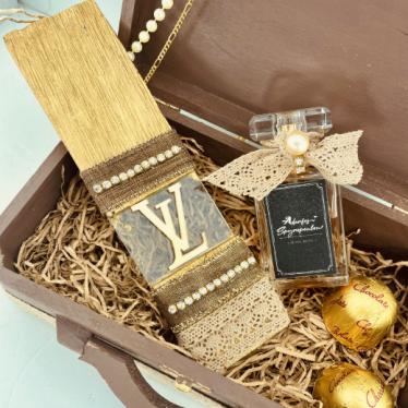 Εικόνα 2 για Luxury Edition Λαπμάδα Louis Vuitton Lover 2