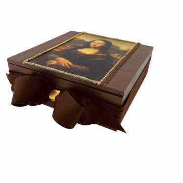 Εικόνα 3 για Λαμπάδα Art Edition Mona Lisa