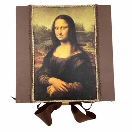 Εικόνα για Λαμπάδα Art Edition Mona Lisa