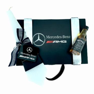 Εικόνα 2 για Luxury Edition Λαμπάδα Mercedes