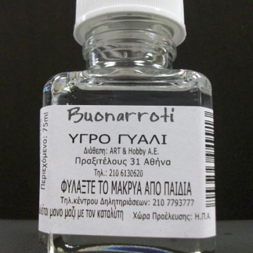 Εικόνα για Buonarroti 75 ml Υγρό Γυαλί