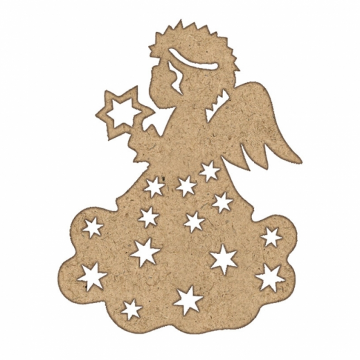 Εικόνα για Αγγελάκι αστέρι 8cm