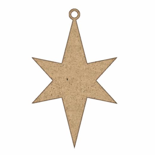 Εικόνα για Αστέρι σκέτο 8 cm