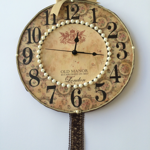 Εικόνα για Ρολόι Τοίχου Perla