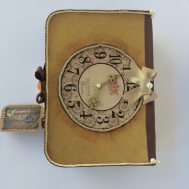 Εικόνα 3 για Χάρτινη Βαλίτσα 23X18X6,5 cm