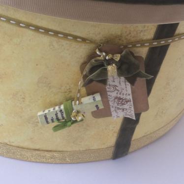 Εικόνα 4 για Χειροποίητο χάρτινο κουτί Μικρός Πρίγκιπας