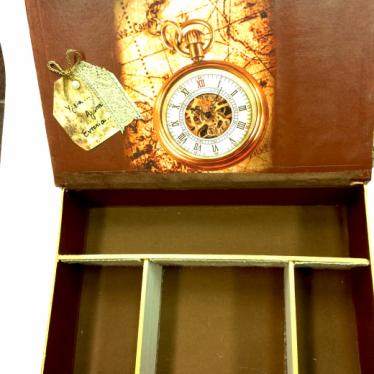 Εικόνα 2 για Κουτί αποθήκευσης - Κοσμηματοθήκη