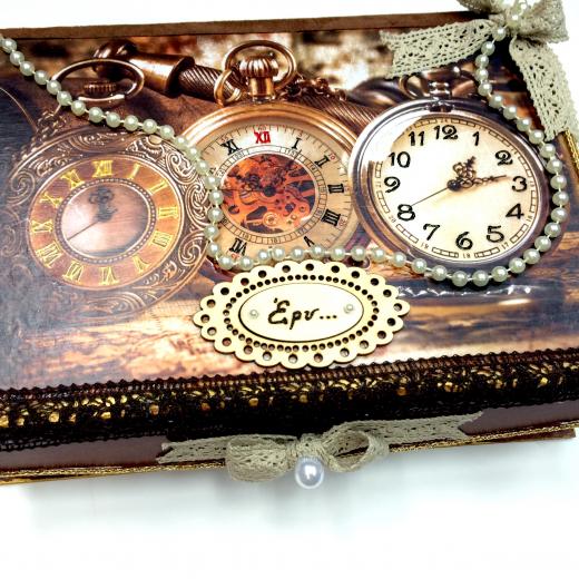 Εικόνα για Κουτί αποθήκευσης - Κοσμηματοθήκη