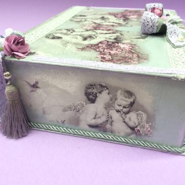 Εικόνα 2 για Κουτί αποθήκευσης - Κοσμηματοθήκη 2