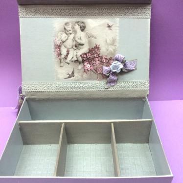 Εικόνα 3 για Κουτί αποθήκευσης - Κοσμηματοθήκη 2