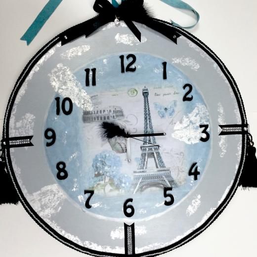 Εικόνα για Ρολόι με απεικόνιση