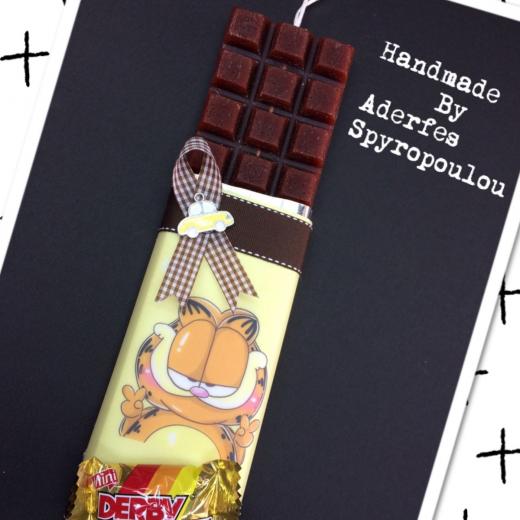 Εικόνα για Σοκολατολαμπάδα Garfield