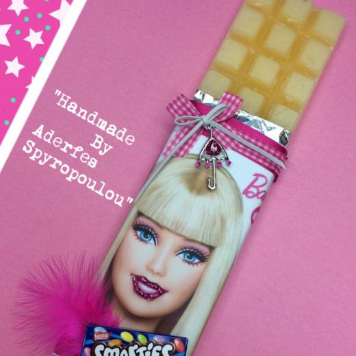 Εικόνα για Σοκολατολαμπάδα Barbie