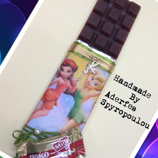 Εικόνα για Σοκολατολαμπάδα Tinkerbell