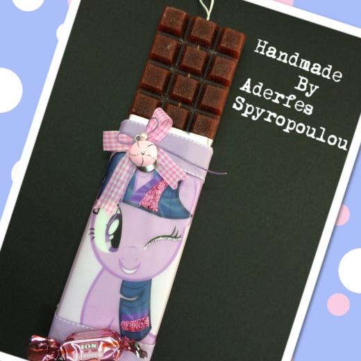 Εικόνα για Σοκολατολαμπάδα My Little Pony 2