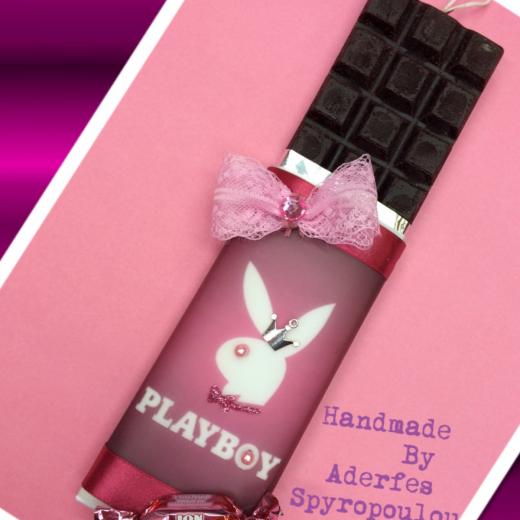 Εικόνα για Σοκολατολαμπάδα PLAYBOY