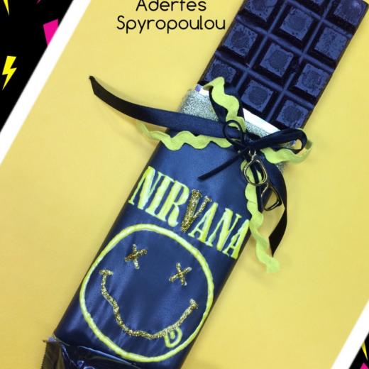 Εικόνα για Σοκολατολαμπάδα NIRVANA