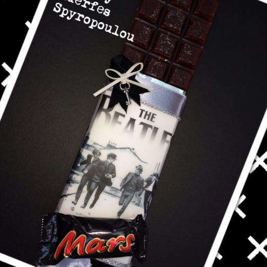 Εικόνα για Σοκολατολαπμάδα THE BEATLES