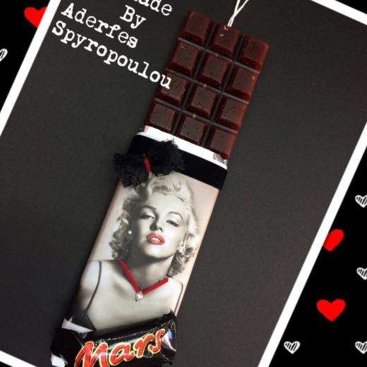 Εικόνα για Σοκολατολαμπάδα Merilyn Monroe