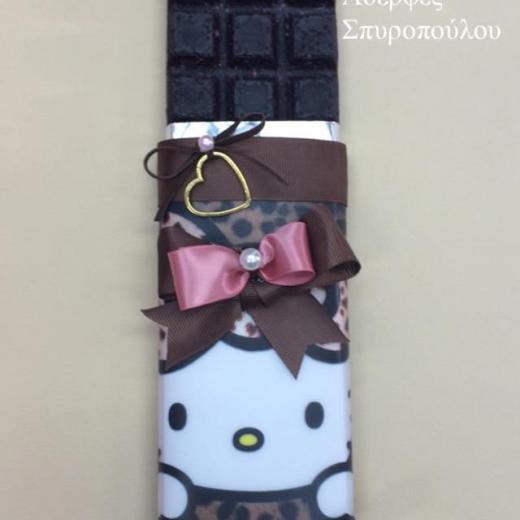 Εικόνα για Σοκολατολαμπάδα HELLOKITTY 2