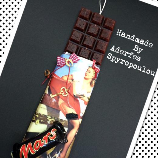 Εικόνα για Σοκολατολαμπάδα Pin-up Girl 6
