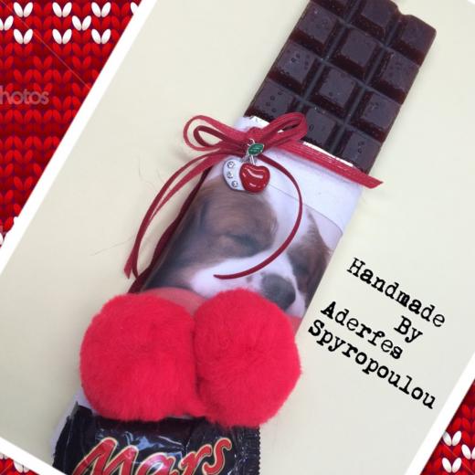 Εικόνα για Σοκολατολαμπάδα Dog Lover