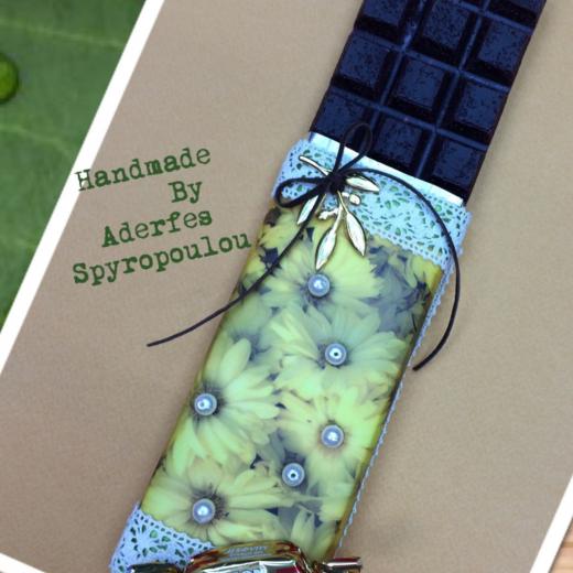 Εικόνα για Σοκολατολαμπάδα Μαργαρίτες