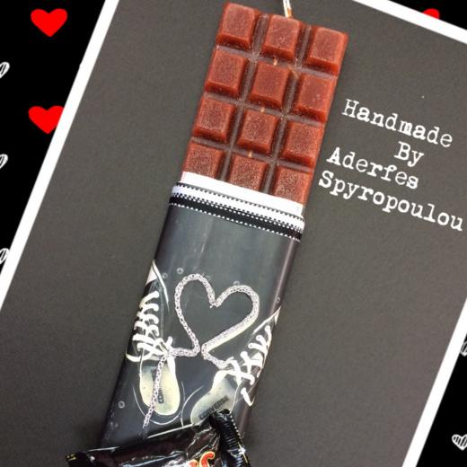 Εικόνα για Σοκολατολαμπάδα All-Star Love