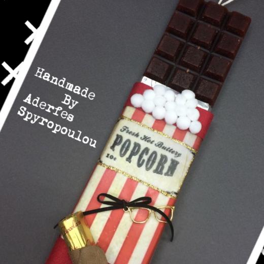 Εικόνα για Σοκολαατολαμπάδα PopCorn