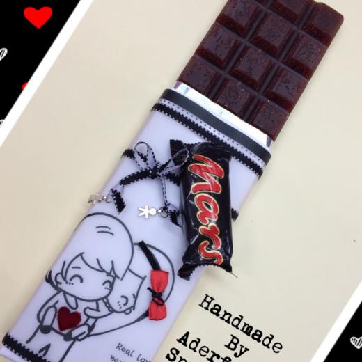 Εικόνα για Σοκολατολαμπάδα Real Love