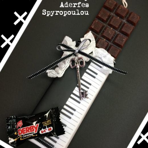 Εικόνα για Σοκολατολαμπάδα Piano Lover