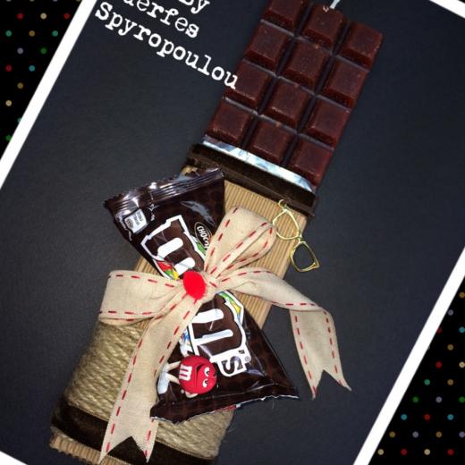 Εικόνα για Σοκολατολαμπάδα M&M's Lover