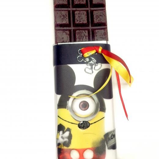 Εικόνα για Σοκολατολαμπάδα MInions Mickey