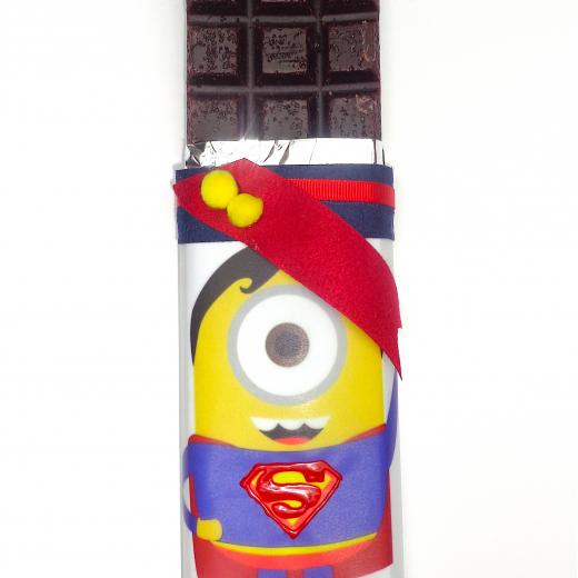 Εικόνα για Σοκολατολαμπάδα Minions Superman